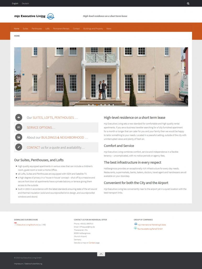 Executive-Living.com (Luxury residences Munich)