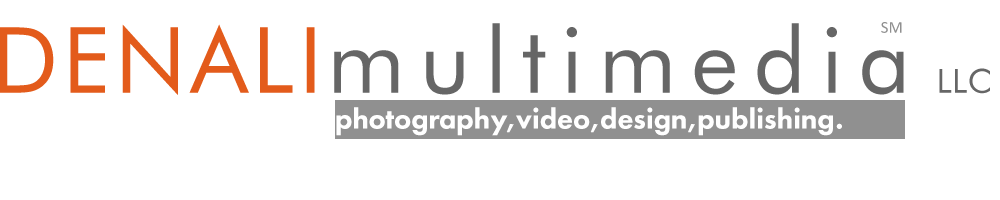DENALImultimedia -- web. photography + video. design